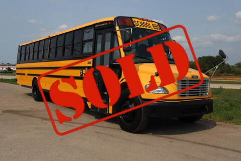 2011 Freightliner B2 Chassis for sale at Signature Truck Center in Crystal Lake IL