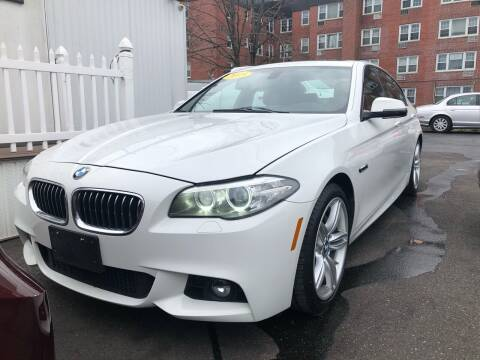 2015 BMW 5 Series for sale at OFIER AUTO SALES in Freeport NY