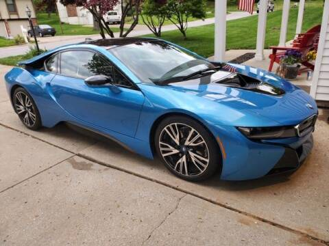 2016 BMW i8 for sale at GRC OF KC in Gladstone MO