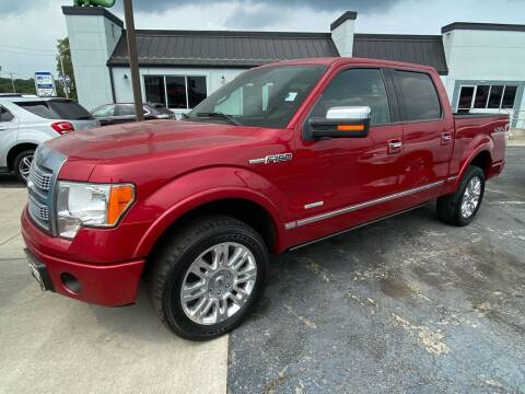 2011 Ford F-150 for sale at Huggins Auto Sales in Ottawa OH