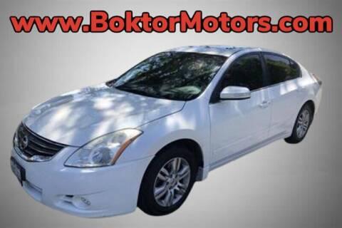 2010 Nissan Altima for sale at Boktor Motors in North Hollywood CA