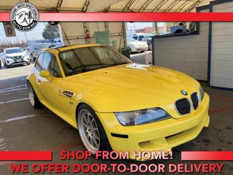 2000 BMW Z3 for sale at Auto 206, Inc. in Kent WA