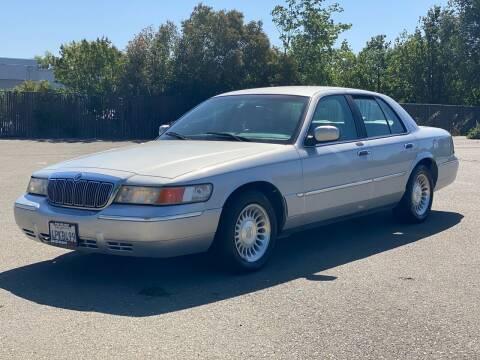 2001 Mercury Grand Marquis for sale at SHOMAN AUTO GROUP in Davis CA