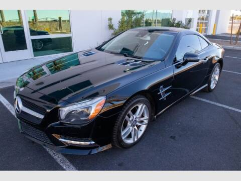 2013 Mercedes-Benz SL-Class for sale at REVEURO in Las Vegas NV