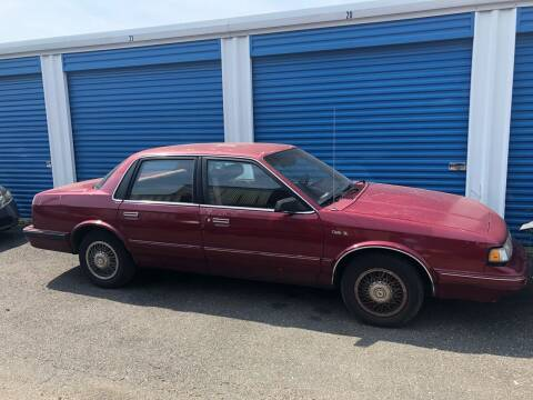 1996 Oldsmobile Ciera for sale at Debo Bros Auto Sales in Philadelphia PA