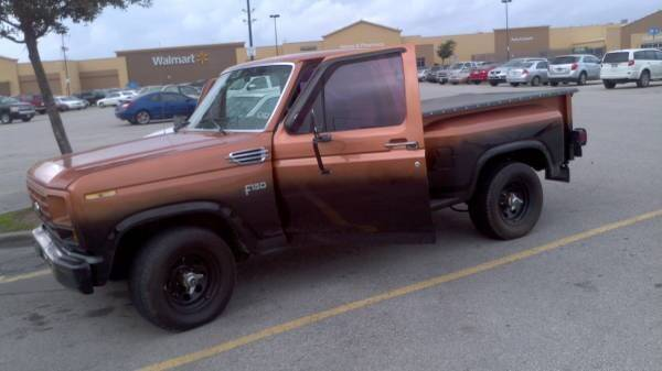 1982 Ford F-150 for sale in Cadillac, MI