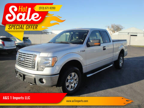 2010 Ford F-150 for sale at A&S 1 Imports LLC in Cincinnati OH