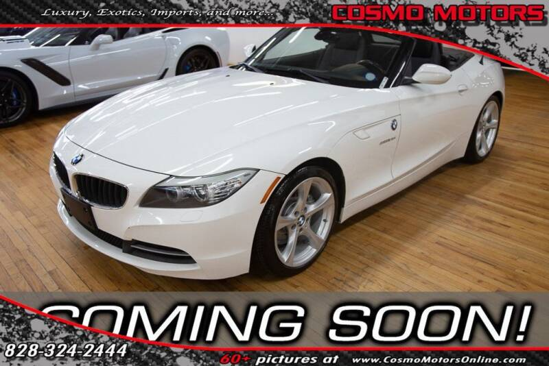 2011 BMW Z4 for sale in Hickory, NC