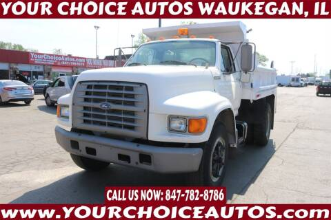1996 Ford F-800 for sale at Your Choice Autos - Waukegan in Waukegan IL