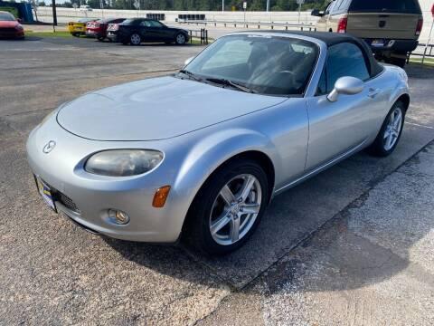 2006 Mazda MX-5 Miata for sale at Bay Motors in Tomball TX