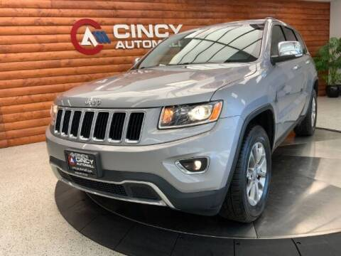 2016 Jeep Grand Cherokee for sale at Dixie Motors in Fairfield OH