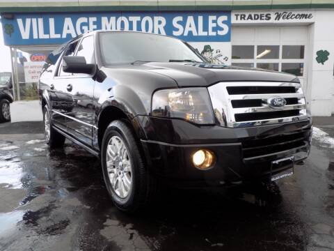 2012 Ford Expedition EL for sale at Village Motor Sales in Buffalo NY