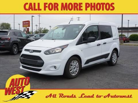 2015 Ford Transit Connect Cargo for sale at Autowest Allegan in Allegan MI