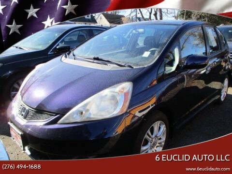 2009 Honda Fit for sale at 6 Euclid Auto LLC in Bristol VA