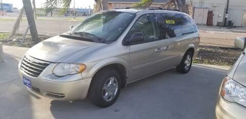2007 Chrysler Town and Country for sale at Budget Motors in Aransas Pass TX