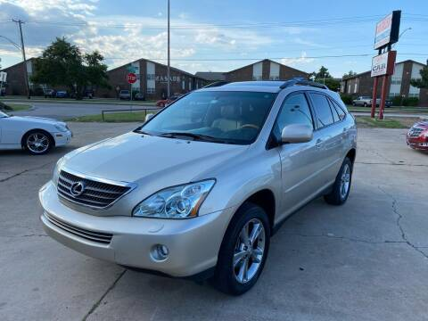2006 Lexus RX 400h for sale at Car Gallery in Oklahoma City OK