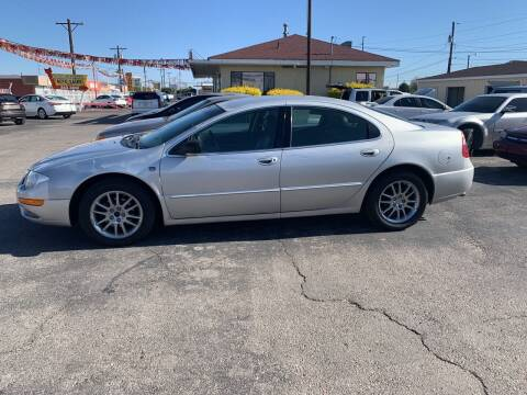 2002 Chrysler 300M for sale at Robert B Gibson Auto Sales INC in Albuquerque NM