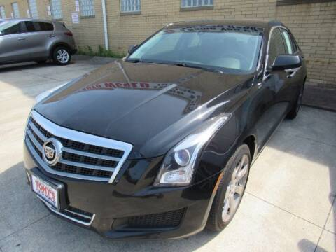 2014 Cadillac ATS for sale at Tony's Auto World in Cleveland OH