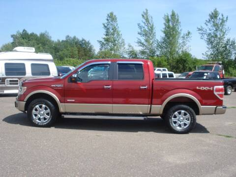 2014 Ford F-150 for sale at North Star Auto Mall in Isanti MN