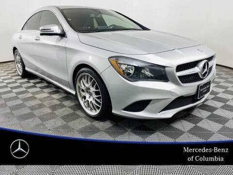 2016 Mercedes-Benz CLA for sale at Preowned of Columbia in Columbia MO
