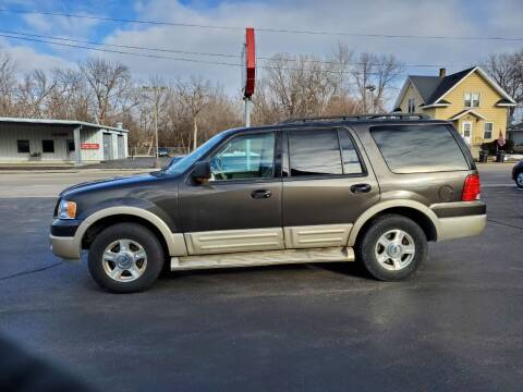 2005 Ford Expedition for sale at Deals on Wheels in Oshkosh WI