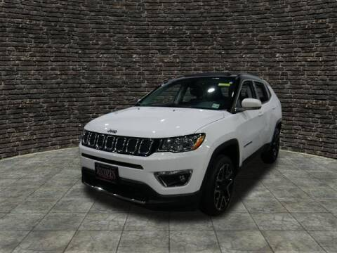 2018 Jeep Compass for sale at Montclair Motor Car in Montclair NJ