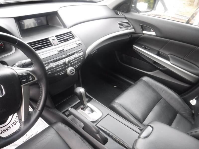 2010 Honda Accord EX-L 4dr Sedan 5A - Hampton NJ