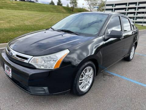 2011 Ford Focus for sale at DRIVE N BUY AUTO SALES in Ogden UT