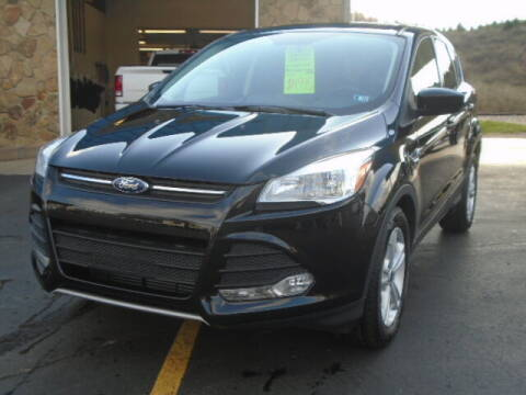 2016 Ford Escape for sale at Rogos Auto Sales in Brockway PA