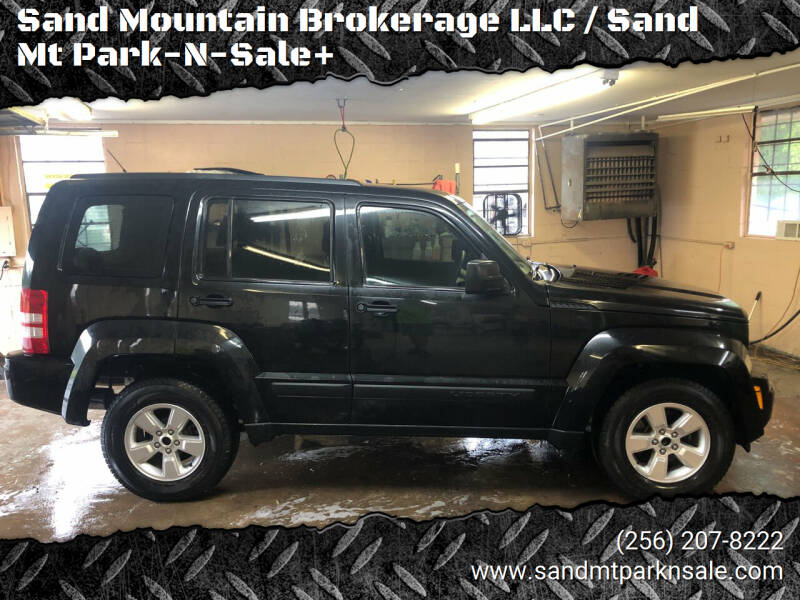 2012 Jeep Liberty for sale at Sand Mountain Brokerage LLC in Boaz AL