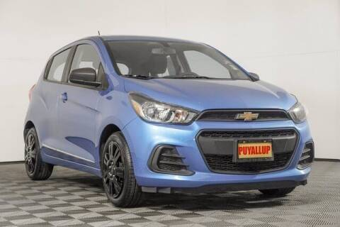 2017 Chevrolet Spark for sale at Washington Auto Credit in Puyallup WA