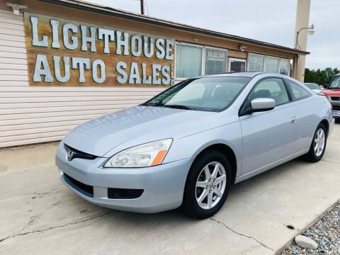 2004 Honda Accord for sale at Lighthouse Auto Sales LLC in Grand Junction CO