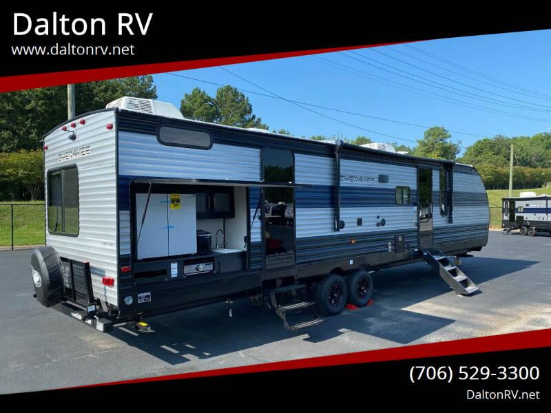 2022 Forest River Cherokee 324TS for sale at Dalton RV in Dalton GA