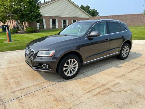 2014 Audi Q5 for sale at Renaissance Auto Network in Warrensville Heights OH