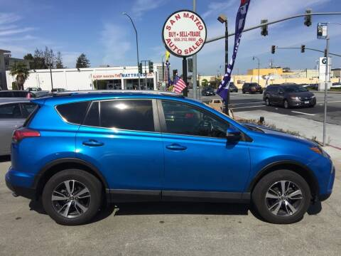 2016 Toyota RAV4 for sale at San Mateo Auto Sales in San Mateo CA