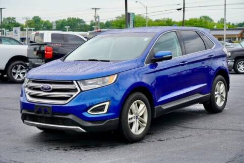 2018 Ford Edge for sale at Preferred Auto Fort Wayne in Fort Wayne IN