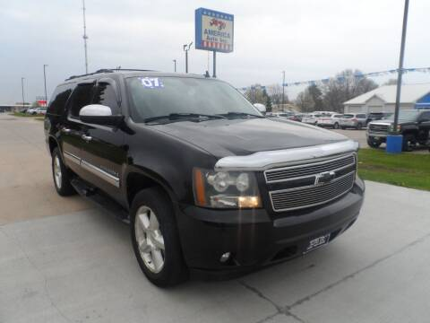 2007 Chevrolet Suburban for sale at America Auto Inc in South Sioux City NE