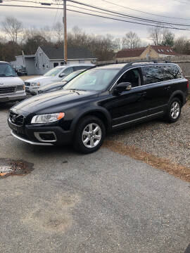 2012 Volvo XC70 for sale at Specialty Auto Inc in Hanson MA