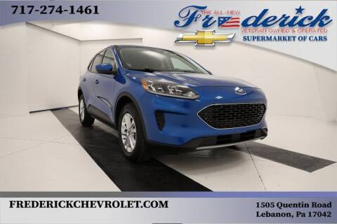 2020 Ford Escape for sale at Lancaster Pre-Owned in Lancaster PA