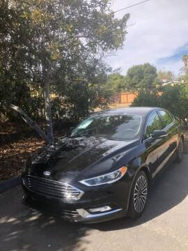 2017 Ford Fusion for sale at North Coast Auto Group in Fallbrook CA