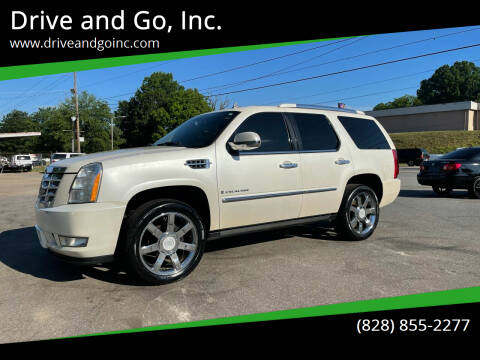 2007 Cadillac Escalade for sale at Drive and Go, Inc. in Hickory NC