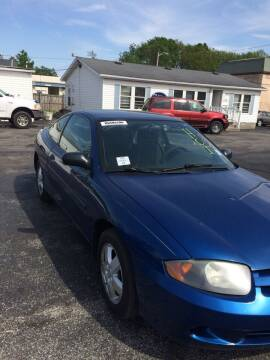 2004 Chevrolet Cavalier for sale at Mike Hunter Auto Sales in Terre Haute IN