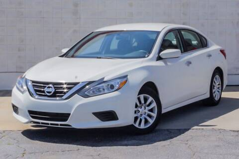 2018 Nissan Altima for sale at Cannon Auto Sales in Newberry SC