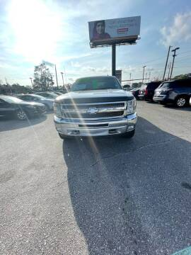 2010 Chevrolet Silverado 1500 for sale at Gulf South Automotive in Pensacola FL