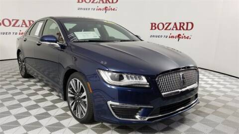 2017 Lincoln MKZ for sale at BOZARD FORD in Saint Augustine FL