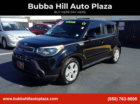 2014 Kia Soul for sale at Bubba Hill Auto Plaza in Panama City FL