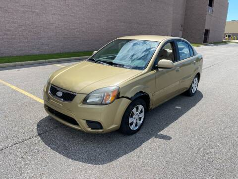 2010 Kia Rio for sale at JE Autoworks LLC in Willoughby OH