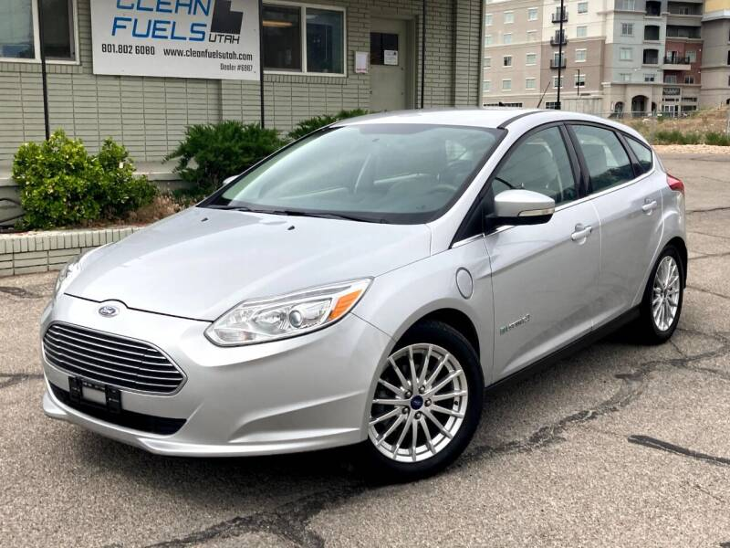 2013 Ford Focus for sale at Clean Fuels Utah in Orem UT