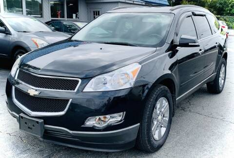 2011 Chevrolet Traverse for sale at RD Motors, Inc in Charlotte NC
