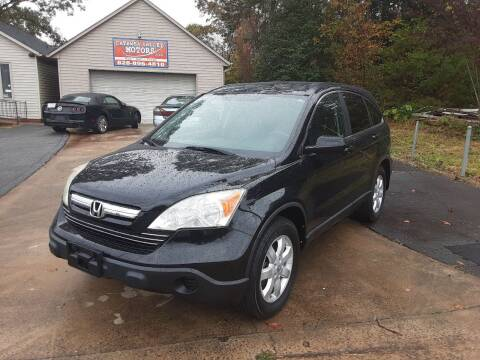 2009 Honda CR-V for sale at Catawba Valley Motors in Hickory NC